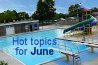 Hot Topics for June